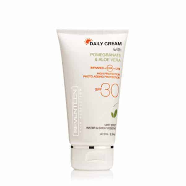 Seventeen Daily Cream SPF30 75ml
