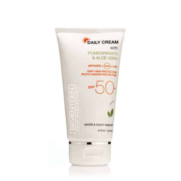 Seventeen Daily Cream SPF50+ 75ml
