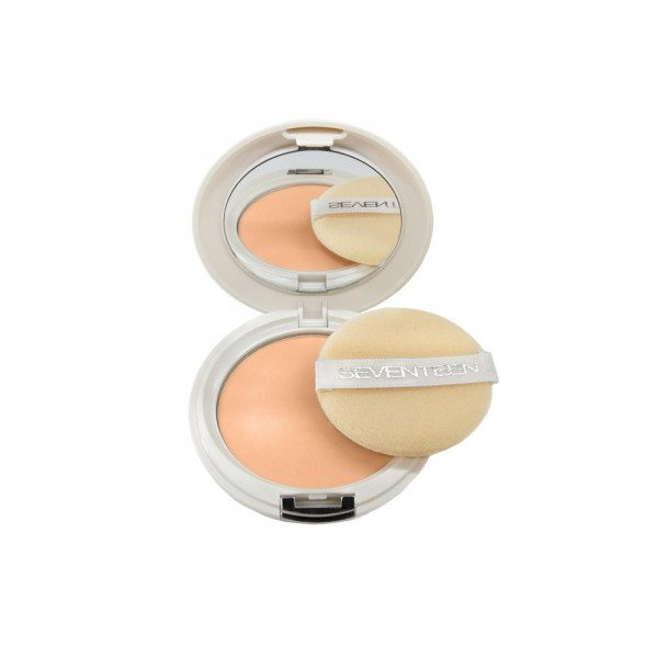 Seventeen Natural Silky Compact Powder